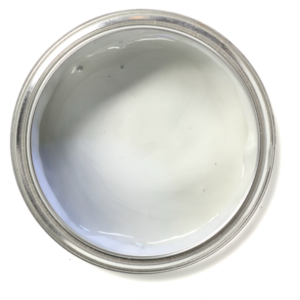 La Bonne Terre - white blue furniture paint. white blue chalk paint. chalk paint brand