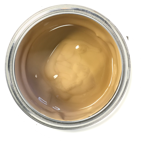 Caramel - Rich yellow furniture paint. Easy to use furniture paint. Honey colored chalk paint.