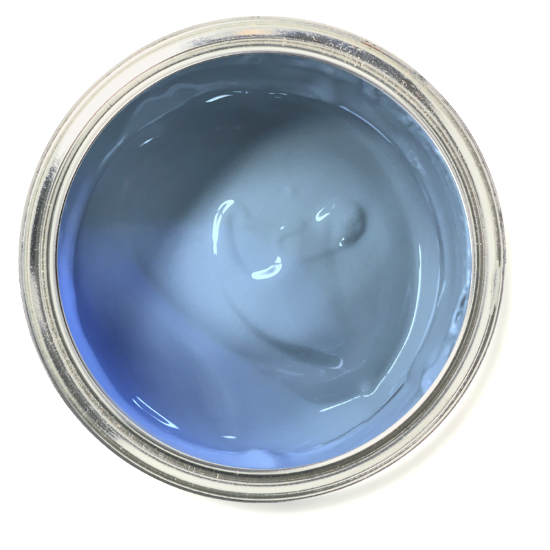 Bayou Blue - Blue furniture paint. Easy to use chalk paint. DIY furniture paint