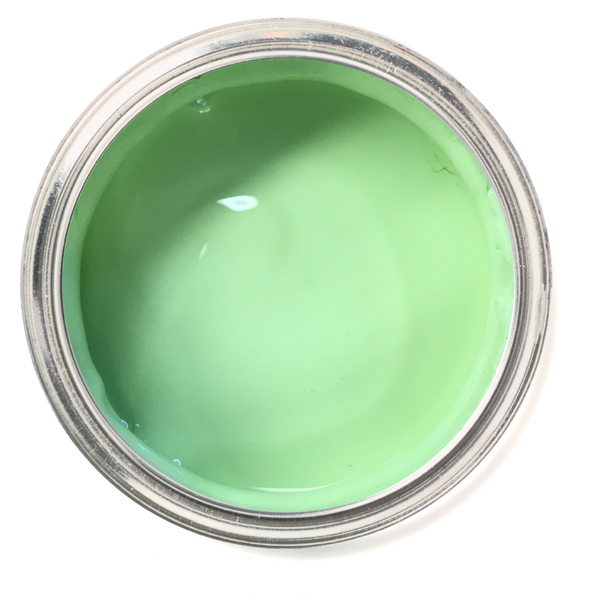 Chloe - green furniture paint. green chalk paint. Lime green furniture paint. lime green chalk paint
