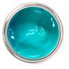 Colette - Turquoise furniture paint. blue furniture paint. turquoise chalk paint