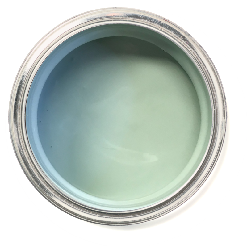 Crème De Menthe - Mint green chalk paint. Light Green furniture paint. Mint green furniture paint. Light Green chalk paint.