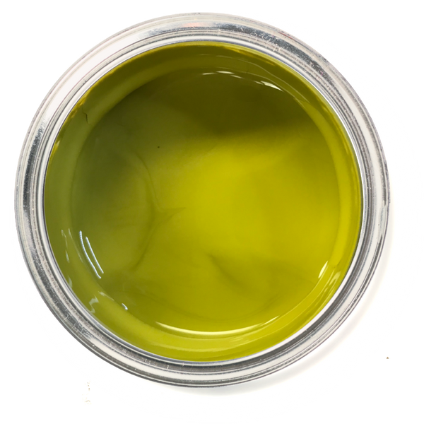 Golden Olive - Green furniture paint. Chartreuse furniture paint