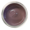 purple brown furniture paint. purple brown chalk paint