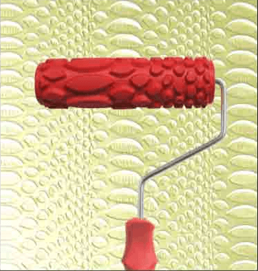 Scales Roller - Textured Paint Rollers