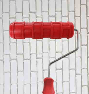 Subway Tiles Roller - Textured Paint Rollers
