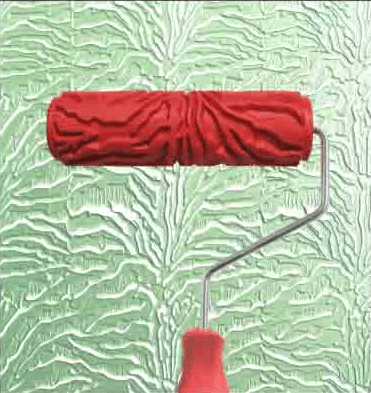 Tiger Roller - Textured Paint Roller