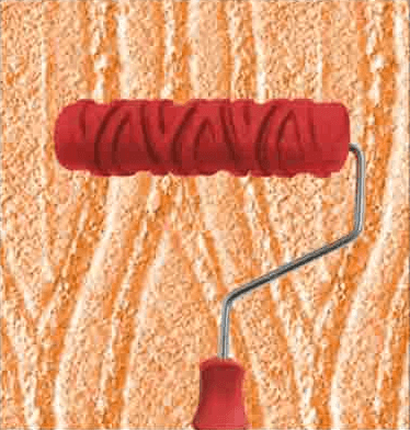 Waves Roller - Textured Paint Rollers