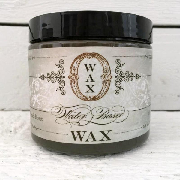 French Roast O Wax - Maison Blanche Paint Company