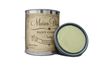 Mardi Gras - Quart of green furniture paint. Quart of green chalk paint. Can of green furniture paint. can of green chalk paint