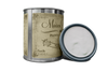 Quart of light pink chalk paint. quart of light pink furniture paint. can of pink furniture paint. can of chalk paint