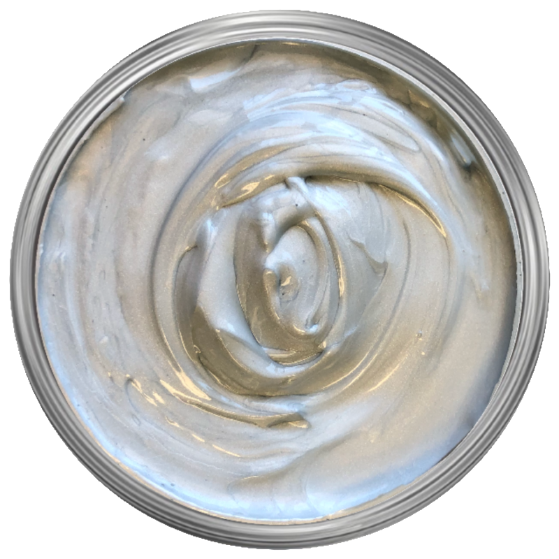 Silver Organza - Maison Blanche Paint Company
