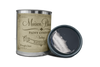 Quart of black furniture paint. Quart of black chalk paint. Quart of furniture paint. Quart of chalk paint. chalk paint furniture black