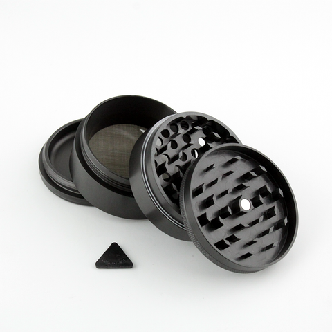 "Aerospace 4-Piece Grinder 2.5"" 63mm"