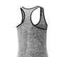 Performance Tank Top in heathered black- (women)