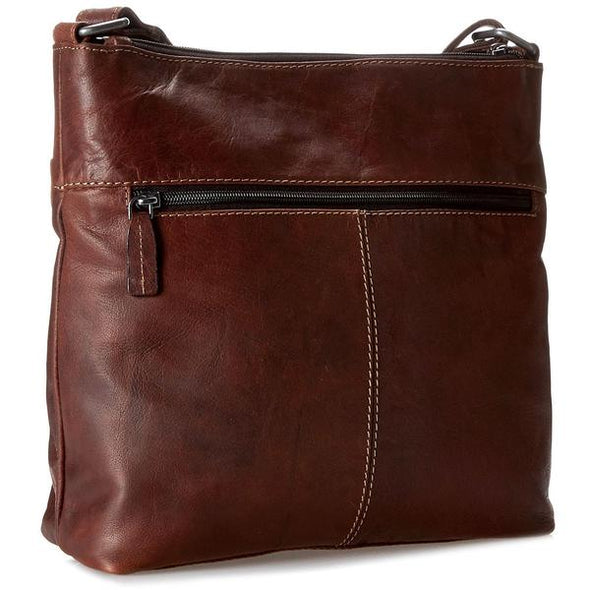 Voyager Travel Hobo Crossbody Bag