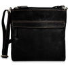 black hobo crossbody bag
