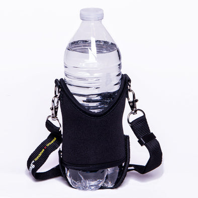 drink sling original - universal hands free beverage holder