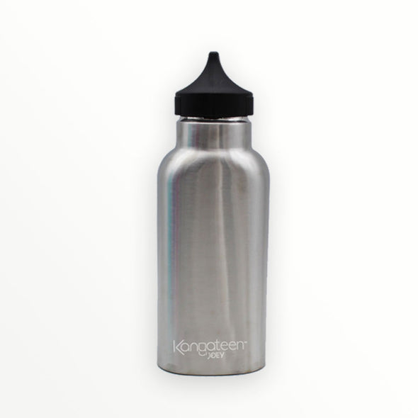 stainless steel insulated water bottle keeps drinks cold