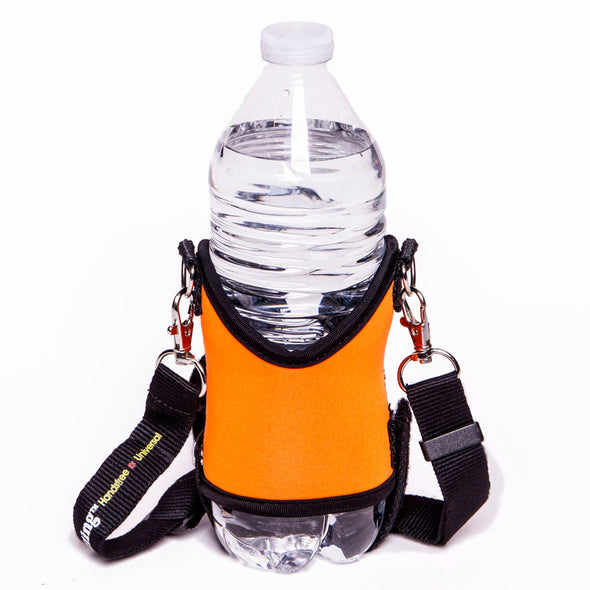 expandable orange drink sling