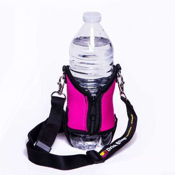 hands free beverage holder - drink sling