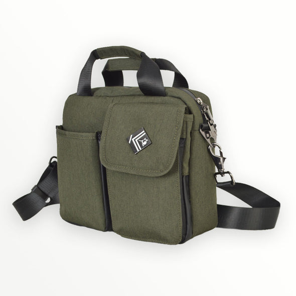 kangalife traveler messenger bag for daily commute