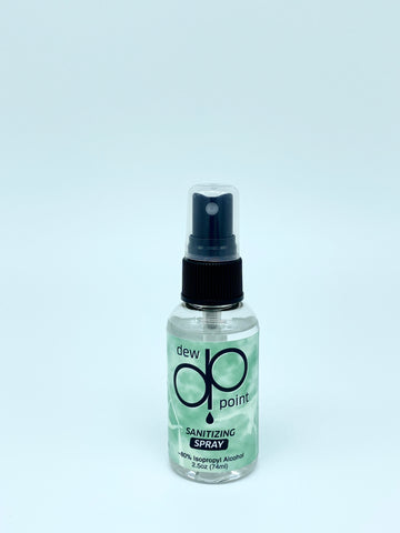 2.5 oz Sanitizing spray