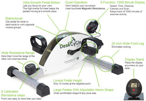 Active Classroom Desk Cycle 2 for Schools