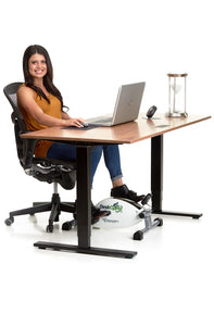DeskCycle2 - New Under the Desk Cycle with Adjustable Height