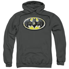 Batman - Bat Mech Logo Adult Pull Over Hoodie
