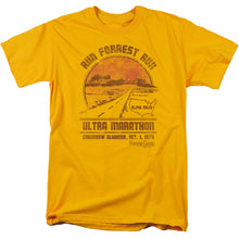 Forrest Gump - Ultra Marathon Short Sleeve Adult 18/1