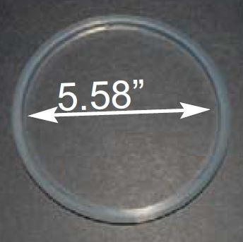 Crathco Bowl Gasket-5 gal. D-series =5.58""