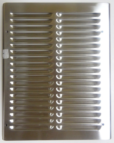 Crathco Left side Panel Stainless Steel