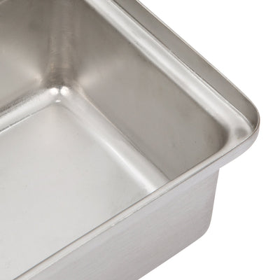 Crathco Drip Pan Stainless Steel