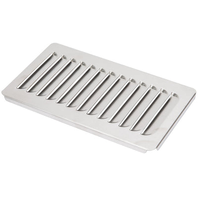 Crathco Drip Pan Grid, Stainless Steel