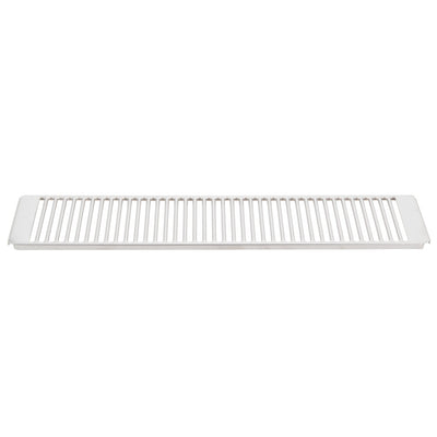 Crathco Drip Tray Cover Stainless Steel, E49