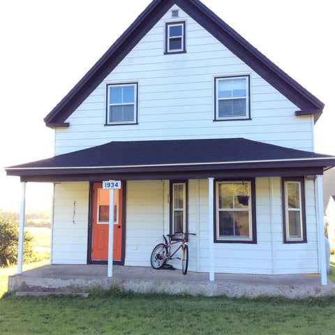Our Margaree Holiday Rental home