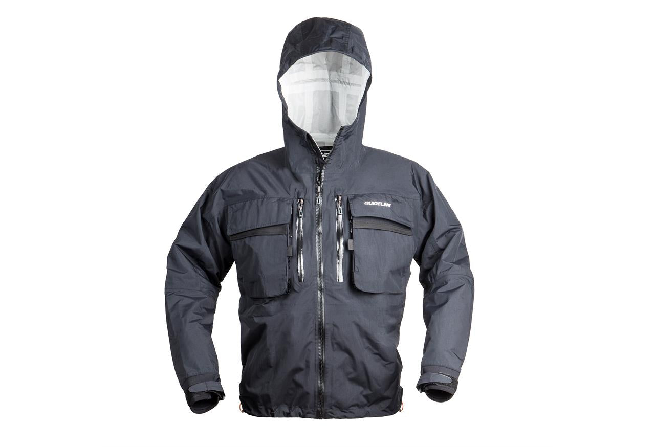 Laxa Jacket - Coal