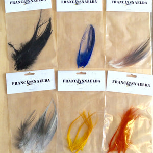 Heron Hackles  (10 Pack)