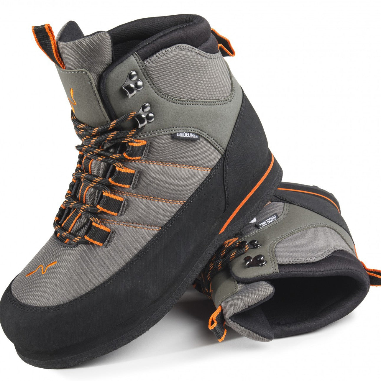 Wading Boots Laxa Guideline Traction Studs and Rubber