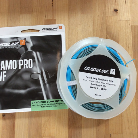 Line Guideline Camo Pro Slow Int.