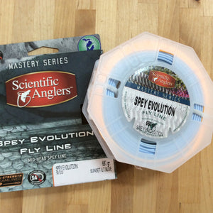 Line Scientific Angler Spey Evolution