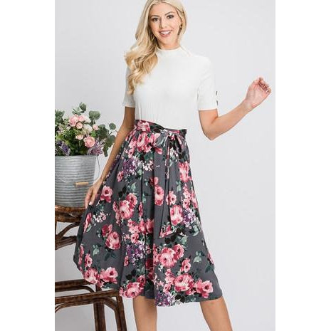 Soraya Midi Dress
