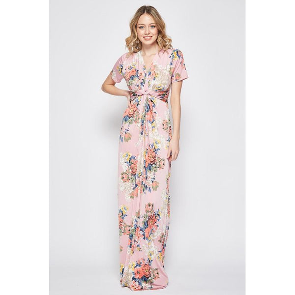 Bailey Twist Front Maxi