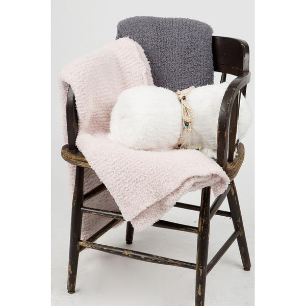 Gigi Luxury Fleece Blanket