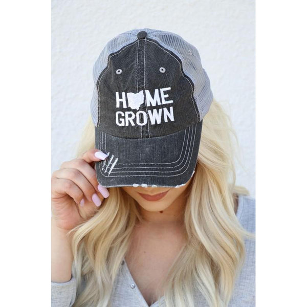 Home Grown Trucker Hat