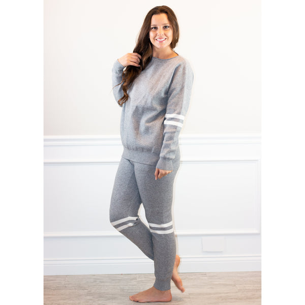 Sawyer Sweater Lounge Set