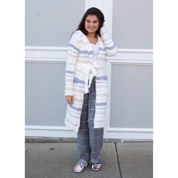 Vanessa Berber Fleece Robe