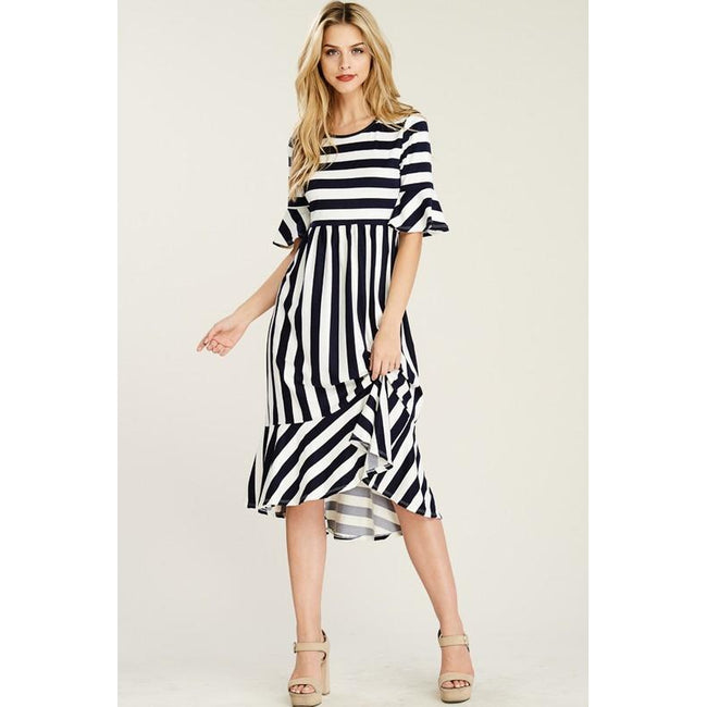 Lindsey Midi Dress