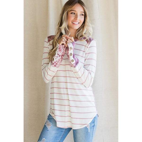 Lynn Relaxed Fit Tunic